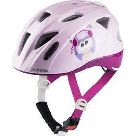 Alpina Ximo Flash Fietshelm Kinderen, happy-owls